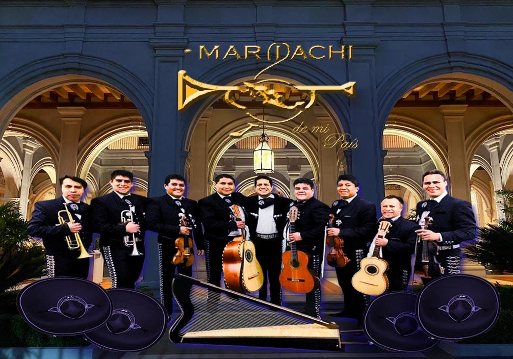 Agradable Mariachi en la Ciudad de México