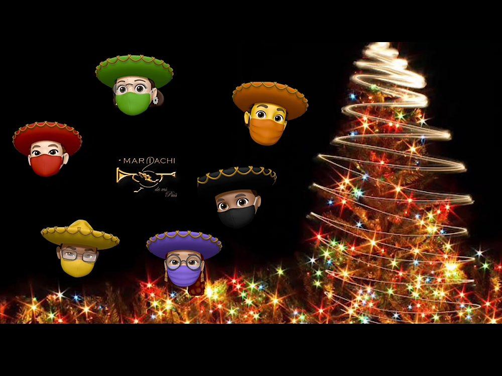 Feliz Navidad con Mariachi